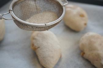 パン作りの工程・仕上げ