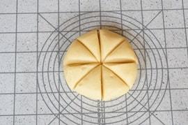 パンの分割に使う道具