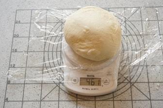 パンの分割の方法