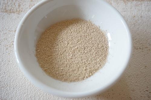 パンに使う酵母