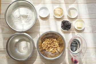 ライ麦パンレシピ材料