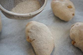 ライ麦パンレシピ