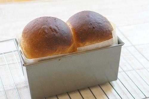 パンが膨らまない