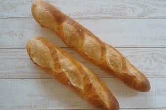 フランスパンのおいしいタイミング