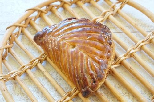 大阪のおいしいパン屋さんル・シュクレクールのショソン・オ・ポム