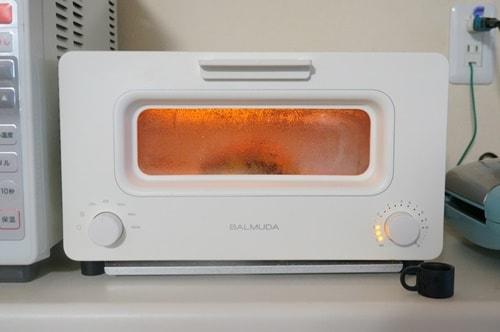パンを温め直す・解凍方法