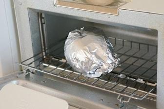 パンを解凍する方法
