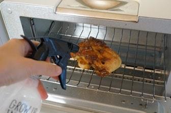 パンを温め直す方法