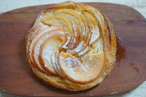 京都のおいしいパン屋さんオペラのタルトフィーヌポンヌ