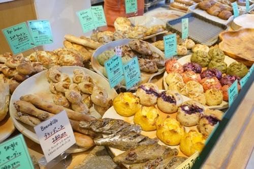 パリアッシュの人気パン