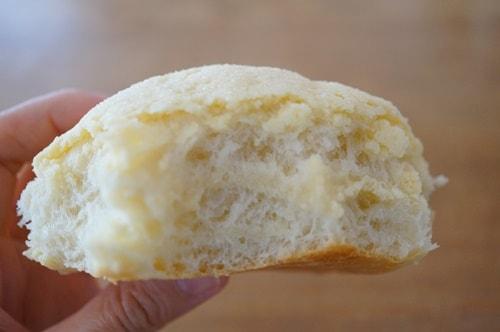 パンの失敗 生焼け