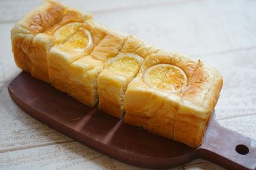 お取り寄せできるレモンブレッドパン