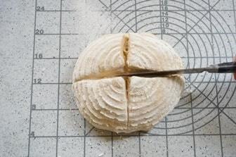 ケーキ型をパン型として使う方法