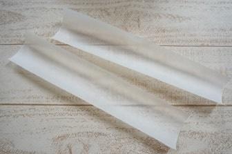 ケーキ型に敷紙をきれに敷く方法