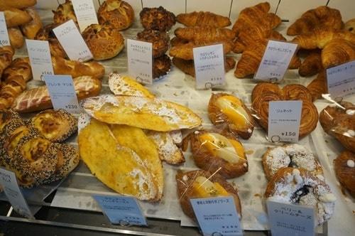 グランディール御池の人気パン