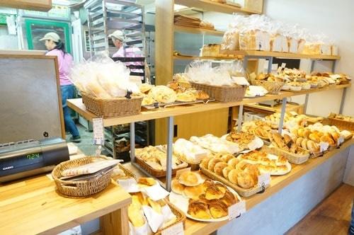 京都のおいしいパン屋さん フリップアップ