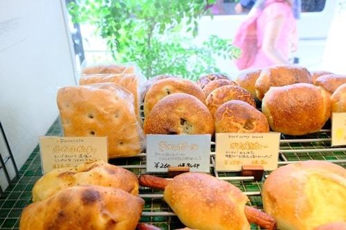 京都のおいしいパン屋さんオレノパン