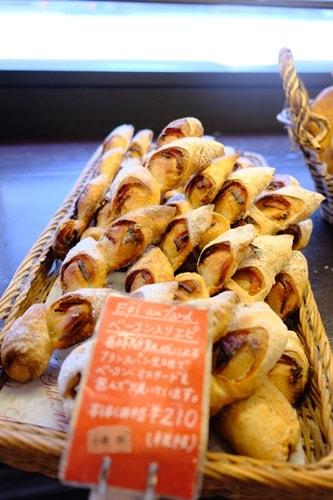 ル・プチメック今出川店のパン