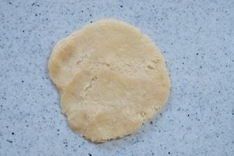メロンパンの作り方 成形