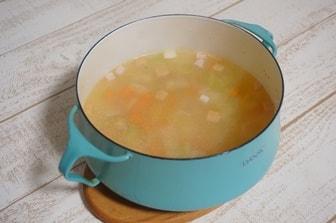 パンに合う野菜スープ 画像