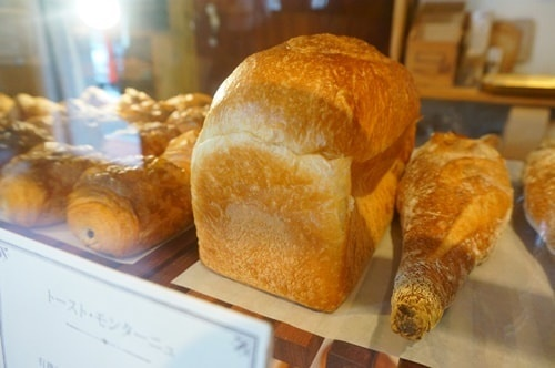 ナカガワ小麦店のトーストモンターニュ 画像